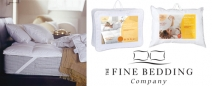 Win a Duck Feather and Down bedding set worth over £120 from The Fine Bedding Company - www.periodliving.co.uk