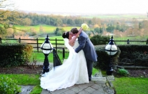 Win a minimoon at Nutfield Priory Hotel & Spa - www.planyourperfectwedding.com