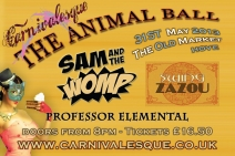 Win: 2 x Sam and the Womp Tickets - www.tombolas.com