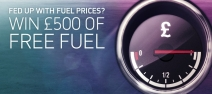 Win £500 of free fuel - www.vauxhalldriverscentre.co.uk