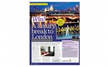 Win A Luxury Trip To London - comps.womansownmagazine.co.uk