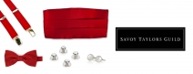 Win a black tie accessories pack from Savoy Taylors Guild - www.bicestervillage.com