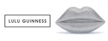 Win a Lulu Guinness Lips Clutch in Silver - www.bicestervillage.com