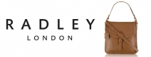 Win a Holloway handbag in tan from Radley - www.bicestervillage.com