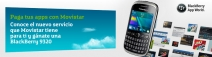 Concurso Paga tus Apps BlackBerry - www.movistar.co