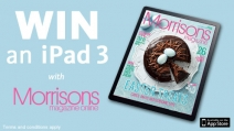 WIN an iPad 3 - www.morrisons.co.uk