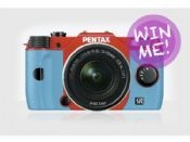 Win a Colourful PENTAX Q10 camera  - www.greatcompetitions.co.uk