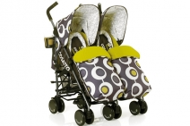WIN a Supa Dupa double stroller from Cosatto worth £360!  - www.parentdish.co.uk