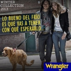 Promo Wrangler Winter Collection - www.wrangler-jeans.com.ar
