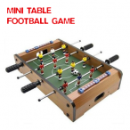 Win a Mini Table Football Game - www.menkind.co.uk