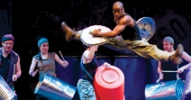 Win 1 of 2 family tickets to see STOMP in London - www.juniormagazine.co.uk