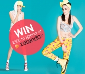 WIN £500 to spend on shoes at Zalando - www.shoewawa.com