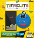 Promoción Tetriclets - Chiclets Colombia