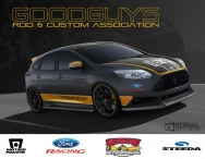 Ford Focus Giveaway Contest - www.good-guys.com