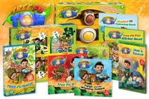 Win: one of five Tree Fu Tom goody packs! - www.theschoolrun.com