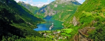 Win a 7 night Fjords cruise - www.pocruises.com