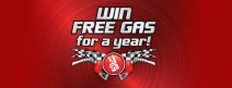 Win a free gas for a year - www.kendallfreegas.com