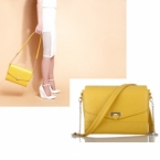 Organise your essentials with a Knomo Caprica bag! - www.instyle.co.uk