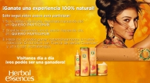 PROMOCIÓN 'Herbal Essences  Endúlzalo con Fuerza - www.everydayme.com.ar