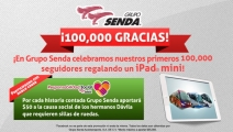¡Gana un iPad mini! - www.gruposenda.com