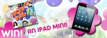 Win an iPad Mini with Pop Party 11 - www.popgirlworld.com